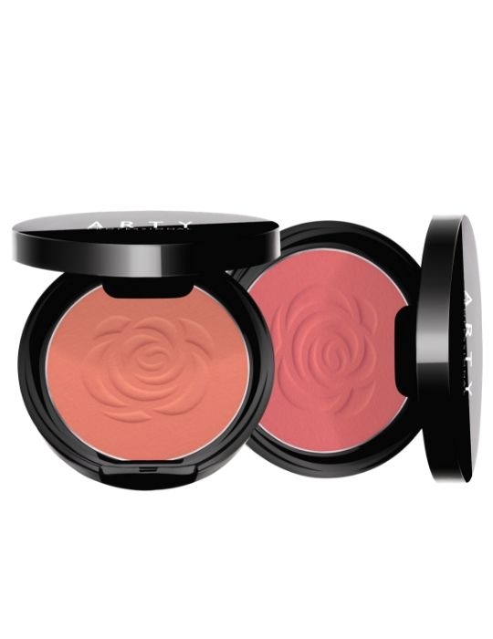 ARTY PROFESSIONAL ROSE COLOR BLUSH ON