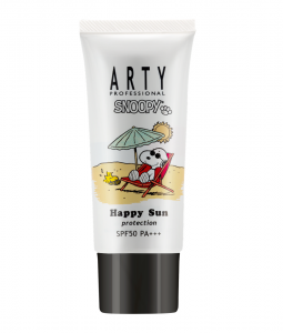 ARTY x Snoopy HAPPY SUN PROTECTION SPF 50 PA+++